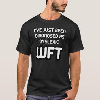 Lustiges WTF T-Shirt