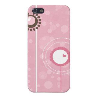 Lutscher-Rosa - i iPhone 5 Case