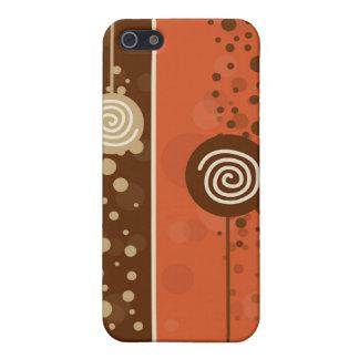 Lutscher-Schokolade - i iPhone 5 Schutzhüllen