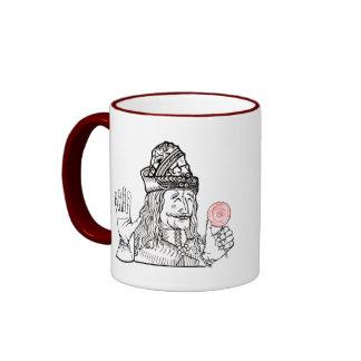 Lutscher-Tasse Onkels Vlads Ringer Tasse