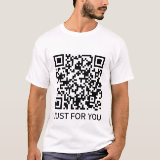 Lux-Barcode-T - Shirt