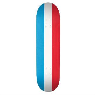 Luxemburg kennzeichnen 20,6 cm skateboard deck