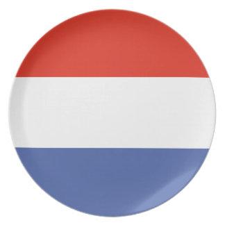 Luxemburg kennzeichnen teller