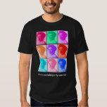 Luxemburg-Pop-Kunst Hemden