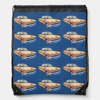 Luxus-Auto 1955 Lincolns Capri Turnbeutel