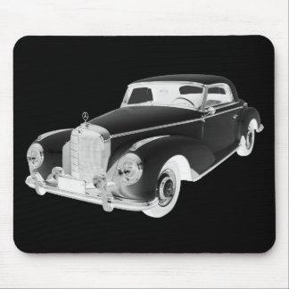 Luxus-Auto-Kunst MERCEDES-BENZ 300 Mauspad