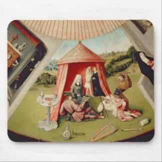 Luxus, Detail von der Tabelle der sieben Mauspads