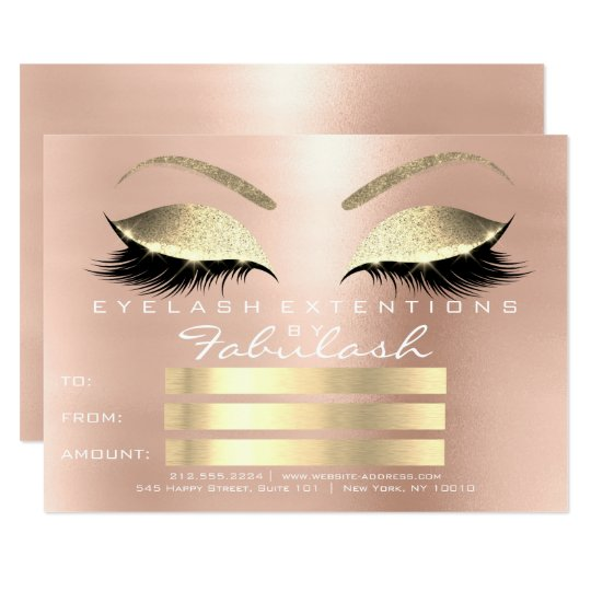 Luxus peitscht 11,4 x 15,9 cm einladungskarte