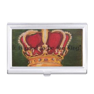 Luxus-visitenkarten-etui Visitenkarten-Schatulle