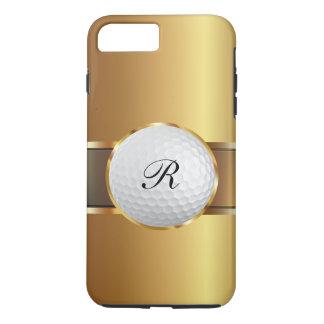 Luxusdas golf-Geschäft der Männer iPhone 8 Plus/7 Plus Hülle