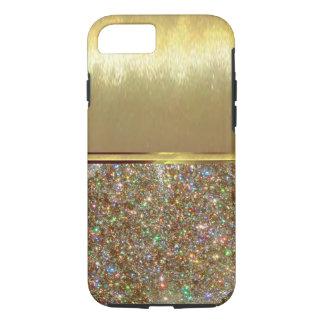 LuxusiPhone 7 cooler Muschel-Goldentwurfs-Fall iPhone 7 Hülle
