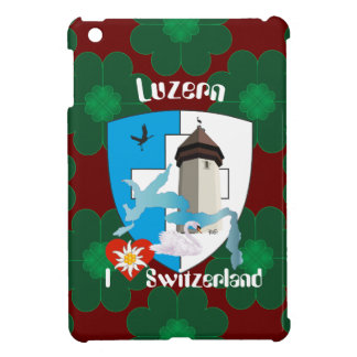 Luzern Schweiz iPad Mini Hülle
