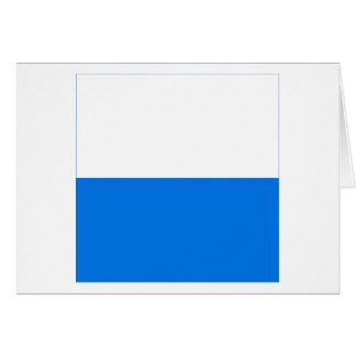 Luzerne-Flagge Karte
