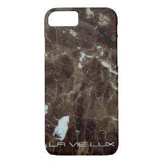LVL - Brown-Marmor iPhone 8/7 Hülle