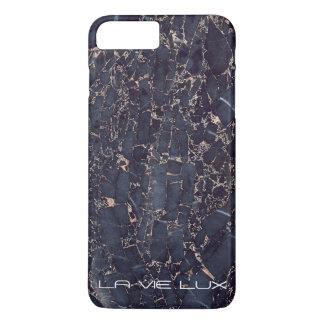 LVL - Goldbeschaffenheits-Marmor iPhone 8 Plus/7 Plus Hülle