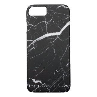 LVL - Schwarzer Marmor iPhone 8/7 Hülle
