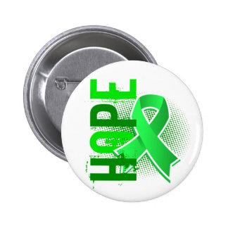 Lyme-Borreliose der Hoffnungs-2 Buttons