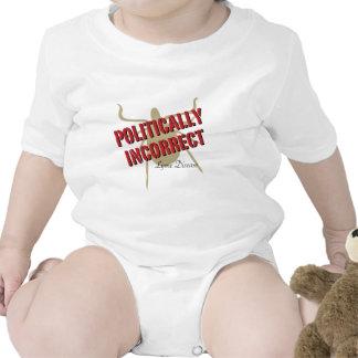 Lyme-Borreliose - politisch falsch Baby Strampler