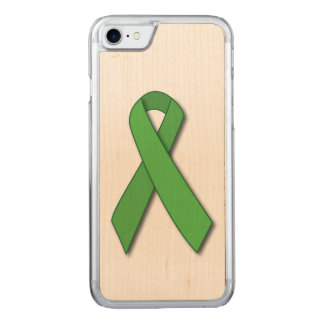 Lyme DiseaseAwareness Band Carved iPhone 8/7 Hülle