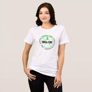 Lyme Krankheit Anti-IDSA CDC-Protest-Shirt T-Shirt