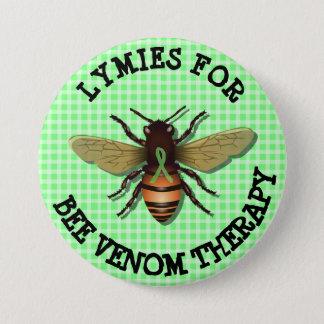 Lymies für Bienen-Gift-Therapie-Knopf