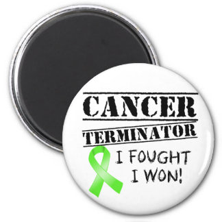 Lymphom-Krebs-Abschlussprogramm Kühlschrankmagnete