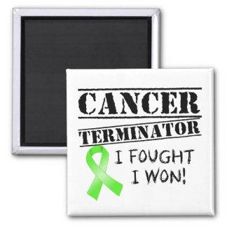 Lymphom-Krebs-Abschlussprogramm Quadratischer Magnet