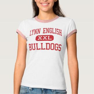 Lynn-Englisch - Bulldoggen - hoch - Lynn T-Shirt