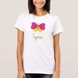 Lynne der Schmetterling T-Shirt