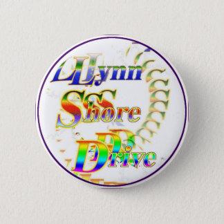 LynnShoreDrive Runder Button 5,1 Cm