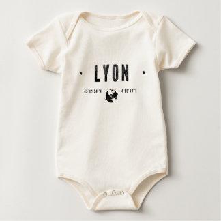 Lyon Baby Strampler