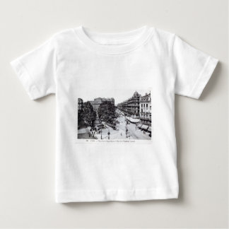 Lyon, Frankreich 1910 Vintag Baby T-shirt