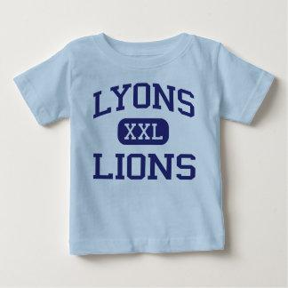 Lyon - Löwen - Mitte - Lyon Colorado Baby T-shirt