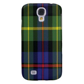 Lyon schottischer Tartan Samsung rufen Fall an