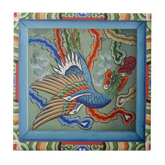 Lyre-Vogel-orientalische WandKeramiken Keramikfliese