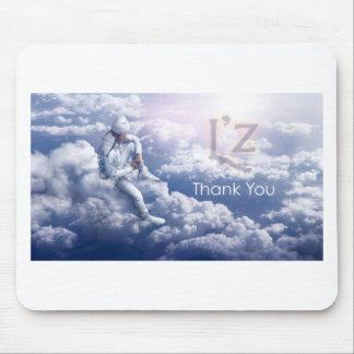 "L'z ""danke"" Waren Mauspad"