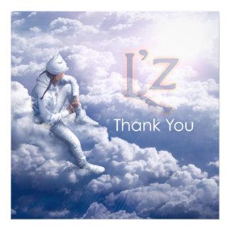 """L'z """"danken Ihnen"""" 24"""" x 24"""" beruflicher Fotodrucke"""