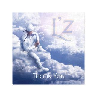 """L'z """"danken Ihnen"""" erstklassige Gespannte Galeriedrucke"""
