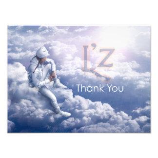 """L'z- """"danken Ihnen"""" ProFoto-Druck 16"""" X12"""", Photo Drucke"""