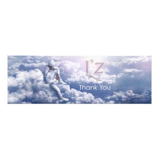 """L'z- """"danken Ihnen"""" ProFoto-Druck 6"""" X12"""", (Satin) Photographien"""