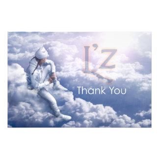 """L'z- """"danken Ihnen"""" ProFoto-Druck 6"""" x 24"""", Fotografische Drucke"""