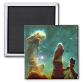 M16 Eagle Nebelfleck oder Säulen der Schaffung Quadratischer Magnet