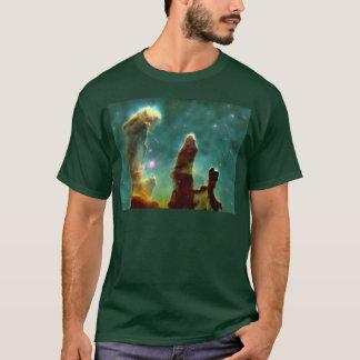 M16 Eagle Nebelfleck oder Säulen der Schaffung T-Shirt