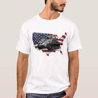 M4 Sherman Behälter T-Shirt