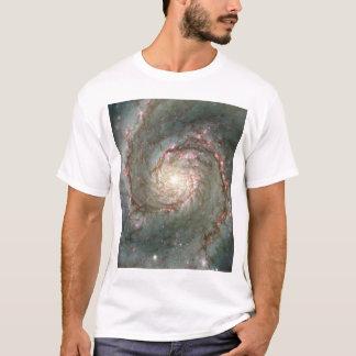 M51 EDUN LEBEN KinderT - Shirt - gewundene Galaxie