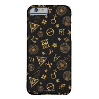M.A.C.U.S.A. Magische Symbole und Wappen-Muster Barely There iPhone 6 Hülle