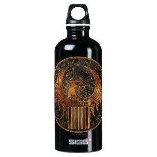 M.A.C.U.S.A. Medaillon Aluminiumwasserflasche