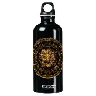 M.A.C.U.S.A. Multi-Gesichtige Skala Wasserflasche