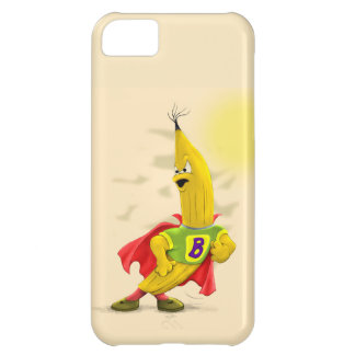 M. BANANEN-ALIEN iPhone Se iPhone 5C   kaum T iPhone 5C Hülle