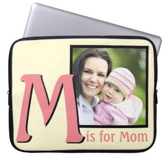 M für Mamma Laptopschutzhülle